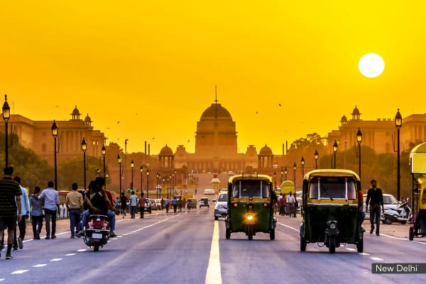 INDIA: 10 Day Magical India Tour Including Flights For One