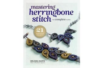 Mastering Herringbone Stitch - The Complete Guide