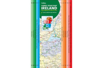 Map of Ireland Handy