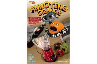 Annoying Orange #5 - Transfarmers: Food Processors in Disguise!