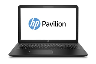 "HP 15.6"" Pavilion Power Core i7-7700HQ 16GB RAM 256GB SSD GTX 1050 4GB UHD Notebook (15-CB031TX)"