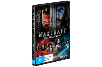 Warcraft: The Beginning DVD