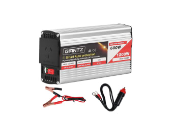 GIANTZ 600W Puresine Wave DC-AC Inverter
