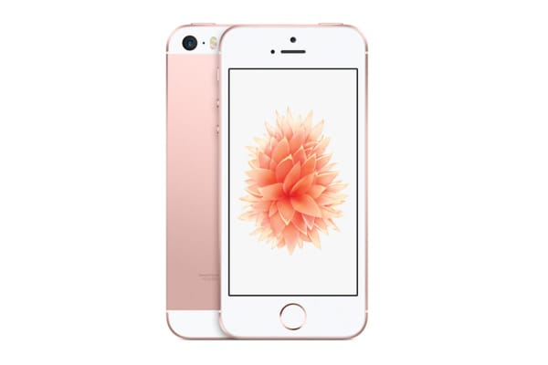 Apple iPhone SE (128GB, Rose Gold)