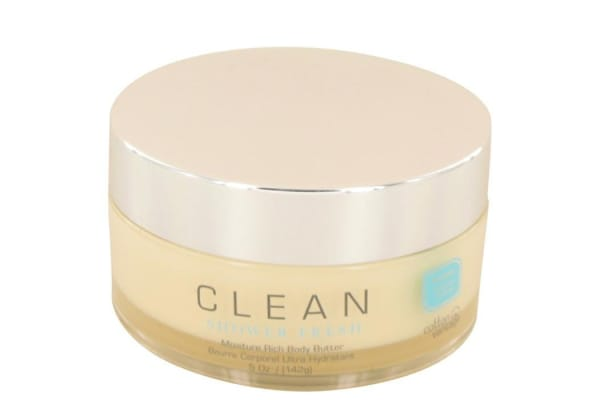 Clean Clean Shower Fresh Rich Body Butter 150ml/5oz
