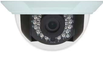 Uniview IPC324ER3-DVPF28 security camera IP security camera Dome Ceiling/Wall