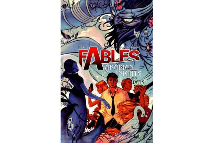 Fables - Arabian Nights (And Days) - Vol 07
