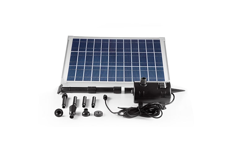 20W Solar Outdoor Fountain Water Pump