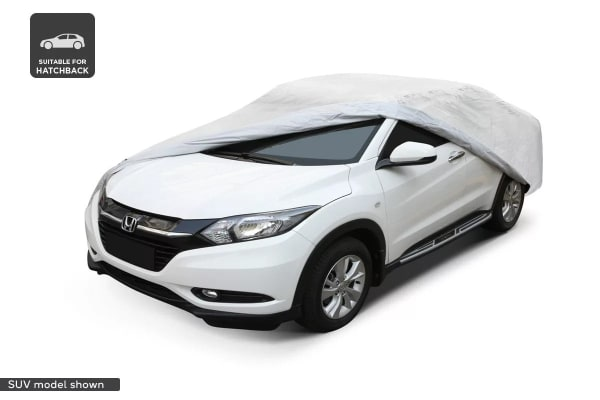 Certa Car Cover (Large Hatchback/Large Sedan)