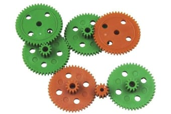 Gear Set and Spur Gear Set  contains three different spur gears