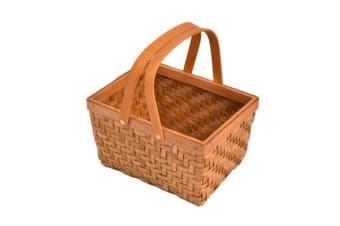 Deluxe Picnic Basket Set Outdoor Corporate Blanket Park Trip