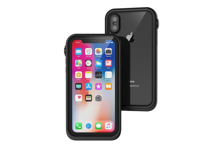 Catalyst Waterproof Case For iPhone XS - Stealth Black