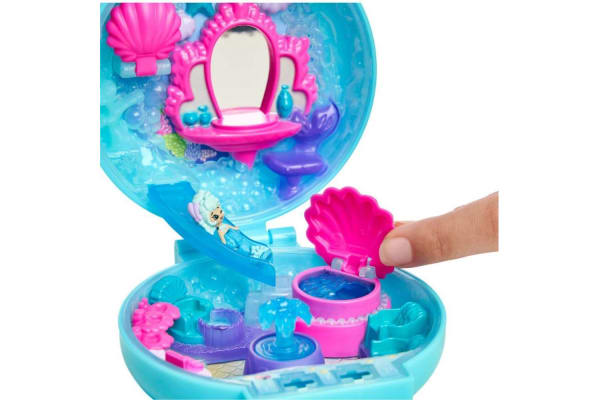 Shopkins Lil' Secrets Mini Playset - Bubbling Beauty Day Spa