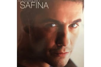 Alessandro Safina ‎– Alessandro Safina PRE-OWNED CD: DISC EXCELLENT