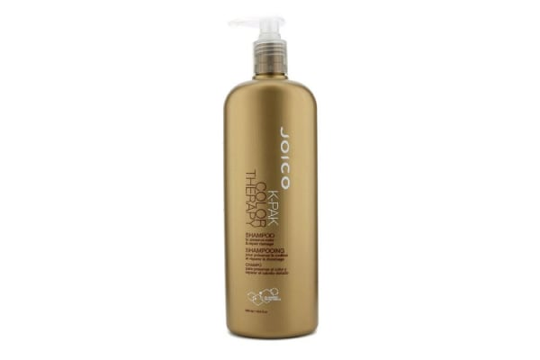 Joico K-Pak Color Therapy Shampoo - To Preserve Color & Repair Damage (New Packaging) (500ml/16.9oz)