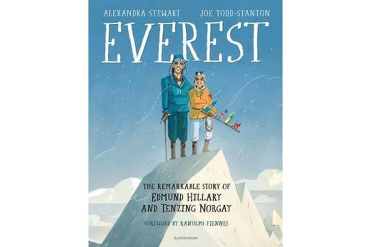 Everest - The Remarkable Story of Edmund Hillary and Tenzing Norgay