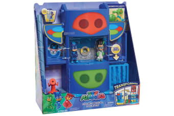 PJ Masks Mission Control Headquarters Playset