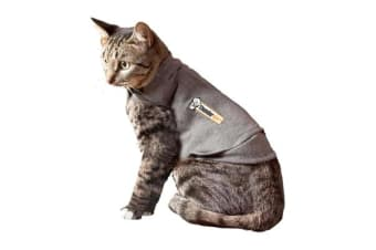 ThunderShirt Cat Anxiety Jacket - L