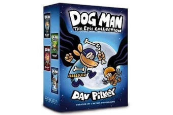 Dog Man - The Epic Collection