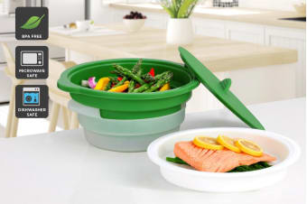 Kogan Multi Tier Food Steamer