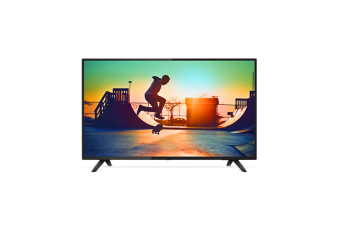 "Philips 6133, 139 cm (55"") 4K Ultra Slim Smart LED TV with Pixel Precise"
