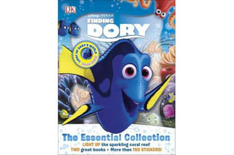 Disney Pixar Finding Dory The Essential Collection - Includes 2 books and more than 150 stickers