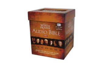 NKJV The Word Of Promise Complete Audio Bible, Audio CD