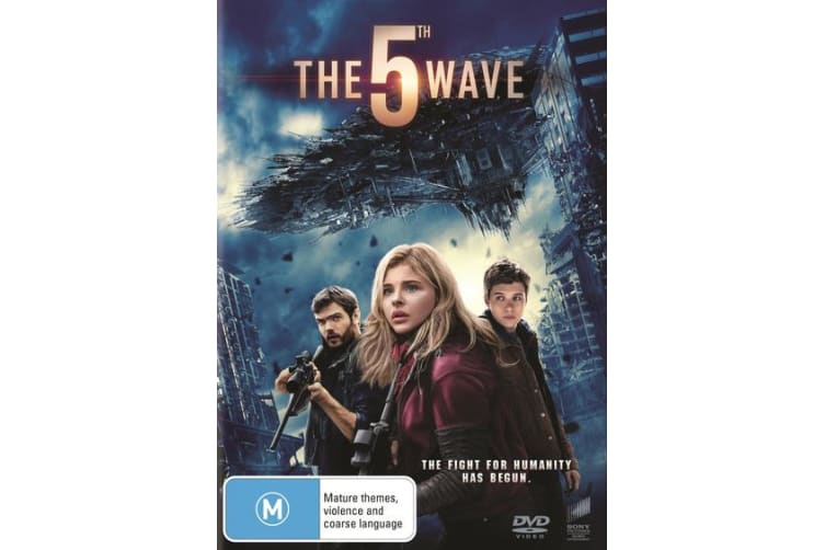 The 5th Wave DVD Region 4
