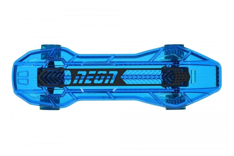 Yvolution Neon Cruzer Skate Board (Blue)