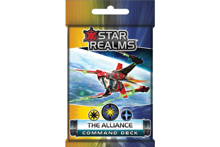 Star Realms - Command Decks - The Alliance  (single pack)