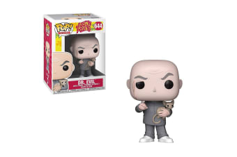 Austin Powers Dr Evil Pop! Vinyl