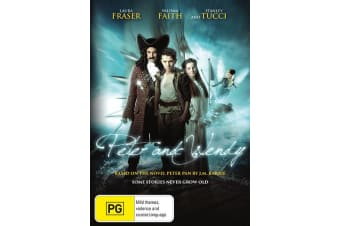 Peter & Wendy DVD Region 4