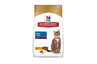 Hills Science Diet Feline Oral Care - 4kg