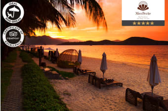 VIETNAM: 5 Nights at MerPerle Hon Tam Resort For Two