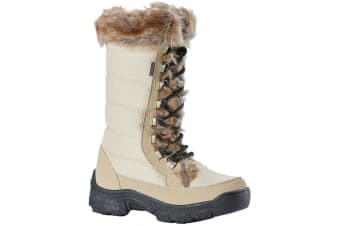 Rojo Women's Snow Snow Fox Boots Size 7/38