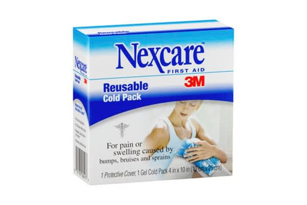Nexcare Reuseable Cold Pack (100mm x 250mm)