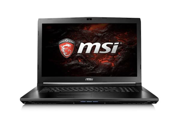 "MSI 17.3"" Core i7-7700HQ 8GB RAM 1TB HDD GTX 1050 2GB Full HD Gaming Notebook (GL72 7RD-400AU)"