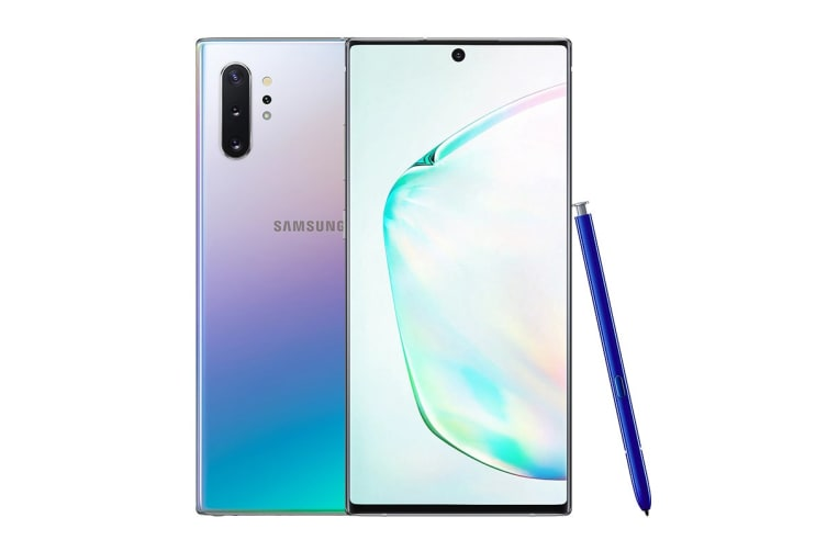 Samsung Galaxy Note10+ (256GB, Aura Glow) - AU/NZ Model