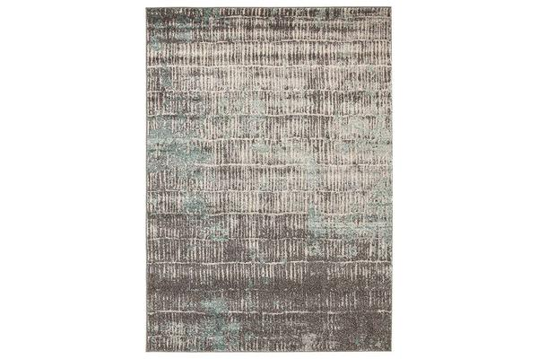 Riverside Sticks Blue Rug 290X200cm