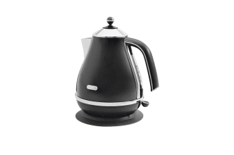 DeLonghi Icona Kettle 1.7L Black