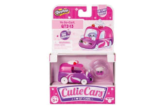 Shopkins Cutie Car Yo Go Cart - Season 2