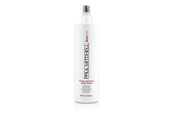 Paul Mitchell Firm Style Freeze and Shine Super Spray (Finishing Spray) (500ml/16.9oz)