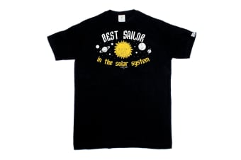 Ocean Bound Sailing Tee - Best Sailor In The Solar System Mens T-Shirt