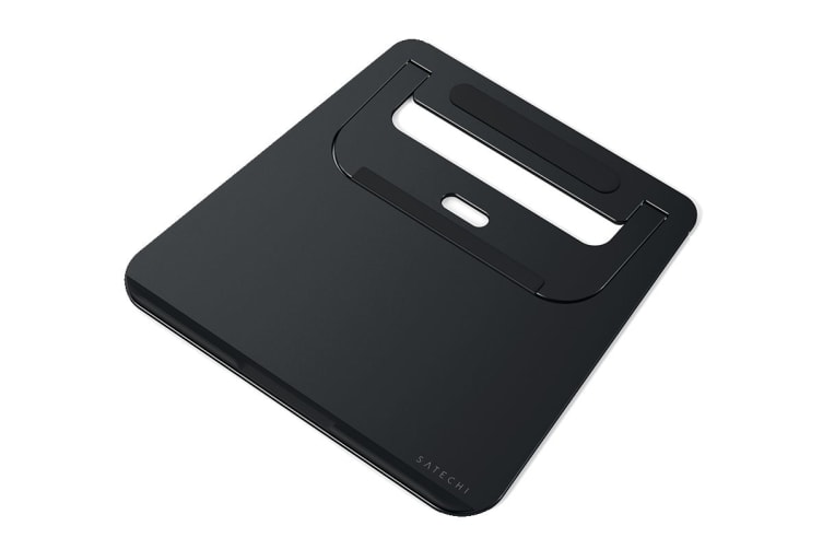 Satechi Aluminum Laptop Stand (Matte Black)