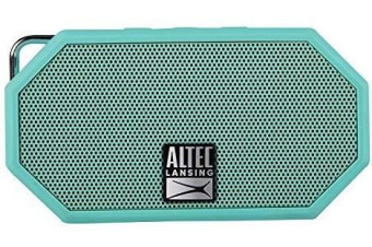 ALTEC LANSING Mini H20 3 Mint Green - EVERYTHING PROOF Rugged & waterproof