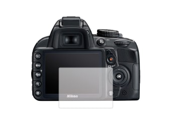 LCD Screen Protector for Nikon DSLR Cameras