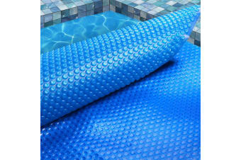 9.5MX5M Solar Swimming Pool Cover 400 Micron Outdoor Bubble Blanket