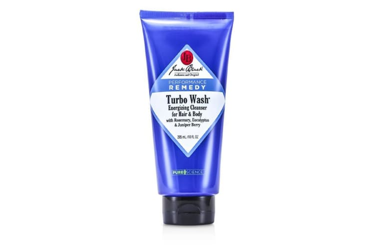 Jack Black Turbo Wash Energizing Cleanser For Hair & Body 295ml/10oz