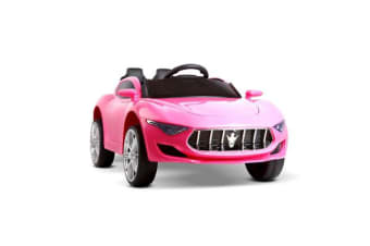 Kids Ride on Sports Car (Pink)