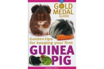 Interpet Gold Medal Guinea Pig Guide Book (Multicoloured) (One Size)